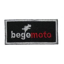 "Термонашивка ""Begemoto"" маленькая"
