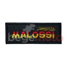 """Термонашивка """"Malossi"""""""