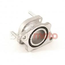 Патрубок карбюратора металлический CB/CG 125/150