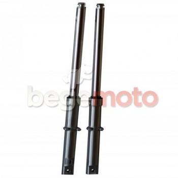 Амортизаторы передние гидравлические Alpha D=27mm