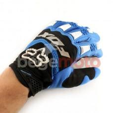 """Перчатки текстильные """"FOX Dirtpaw"""" (синие)"""