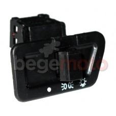 Переключатель приборной панели GY6 - габариты/свет