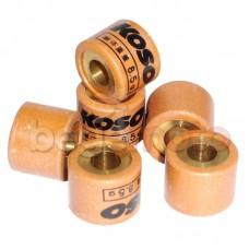 Ролики (грузики) вариатора GY6 125-150cc 18x14мм KOSO