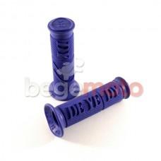 Ручки руля кроссового мотоцикла/питбайка DY (синие)
