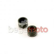 Сальники клапанов CB125/CG125 (комплект 2 шт.)