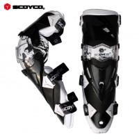 Наколенники (защита колена) Scoyco K12 White