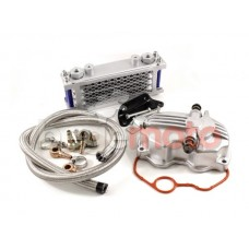 Система маслоохлаждения двигателя 163FMI (тип 2)