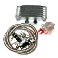 Система маслоохлаждения Yamaha TW200/Zogshen LZX200GY-2/ZS250GS