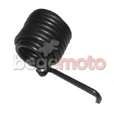 Возвратная пружина кикстартера GY-6 125-150cc, Suzuki Sepia/Address 50/100cc