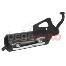 Выхлопная труба (глушитель) Honda Dio AF-34/35 SEE TW