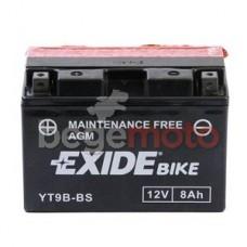 Аккумулятор Exide YT9B-BS