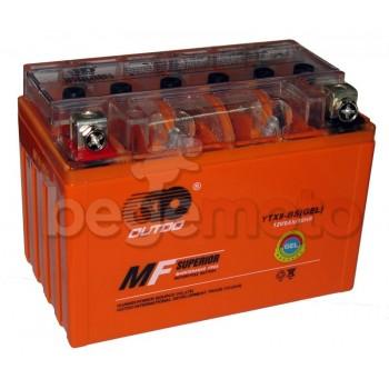 Аккумулятор YTX7A-BS 12V 7Ah OUTDO (GEL)