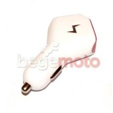 Зарядное устройство для iPod nano, iPhone5/Mini iPad USB x2 (2.1 A)